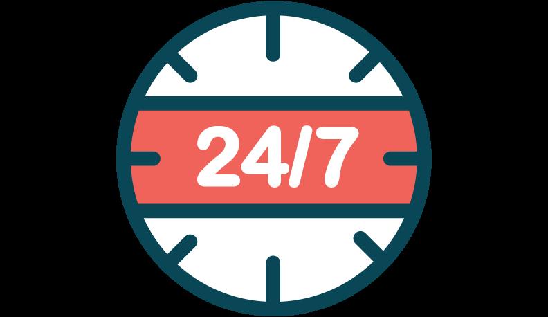 Storage services 24/7